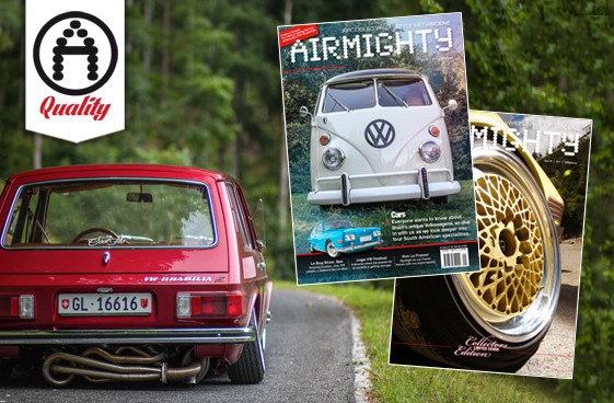 Airmighty Issue 29, Airmighty Portfolio 2017